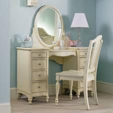 Small Bedroom Vanities Bedroom Inspiring Small Bedroom Vanity Designed With Round Mirror