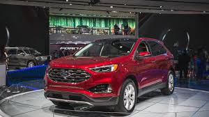 2019 Ford Edge Color Chart Must Watch 2019 Ford Edge Colors
