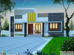 Design Low Cost 1078 Sq Ft Low Cost Kerala Home Design Kerala Home Design