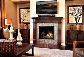 how to install a fireplace cost install fireplace mantel surround