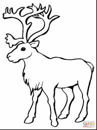Impressive Reindeer Head Santa And Sleigh