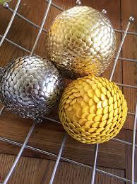 Decorative Vase Filler Balls Gold vase filler ball Silver vase filler ball Yellow vase 26