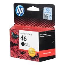 <b>Картридж HP</b> CZ637AE <b>№ 46</b> черный для Deskjet IA 2520hc ...