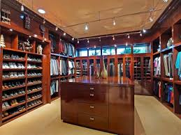 Mansion Master Closet