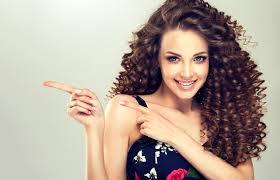 壁紙指茶色の髪の女性微笑み髪美しい髪型少女