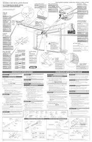 garage door opener diagrams stylesync me throughout craftsman 1 2 hp