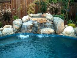 in ground pools with waterfalls. Inground Pools With Waterfalls Pool Waterfall Swimming Images In Ground S