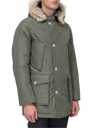 Woolrich Clothing Hooded Artic Parka