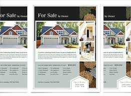 House For Sale Flyer Embellishyournest Info