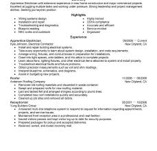 Resume Templates Stirring Sample Construction Director Of Example By ...
