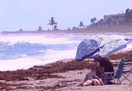 Palm Beach County Beaches To Open Wednesday No High Levels