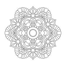 Disegni Mandala Da Stampare