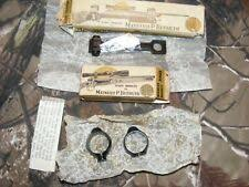 Buehler Scope Mount Chart Bühler Hunting Scope Mounts And Accessories For Sale Ebay