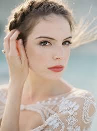 dramatic natural bridal makeup ideas