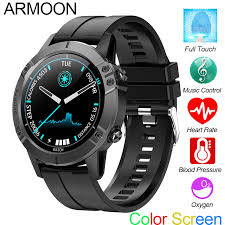 <b>Smart Watch T11</b> Alloy Case Round Touch Sports Music Control ...