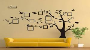 fancy idea family tree picture frame wall 30 ideas mural trees  on tree photo collage wall art with enchanting wall picture frame collage ideas sketch wall art