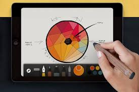 drawing tools. One Of The IPad\u0027s Best-loved Apps, Paper, Is Becoming That Little Bit More Attractive Today With Announcement Its Full Set Drawing Tools Will Be