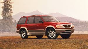 1995 Ford Ranger Towing Capacity Chart 6 Generations Of Ford Explorers A History Of The