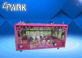 Crane Toy Vending Machine Magnificent Claw Crane Toy Vending Machine For 48 Players MultiLanguage Support