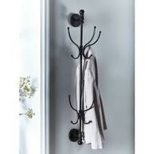 office coat hangers. Industrial Wall Mounted Coat Rack Office Hangers