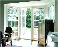 replacing sliding glass door with french door replacing sliding door with french door cost to replace