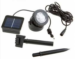 outdoor plug in led spotlight ce good quality high power