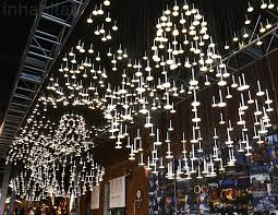 french lighting designers. blackbodyu0027s stunning oled chandeliers welcome visitors to wanted design 2014 french lighting designers i