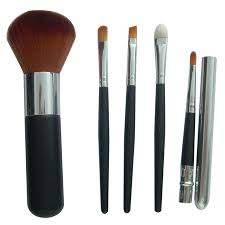 st107 synthetic makeup brush set