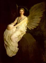 today handerson thayer s paintings are still highly valued amongst collectors of important american art his angel paintings are especially charming and