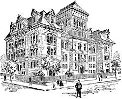 Small Picture School 38 Buildings and Architecture Printable coloring pages