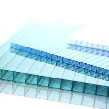 twin wall polycarbonate sheet hollow sheet plastic sheet co hollow sheet double wall sheets lexan twin twin wall polycarbonate