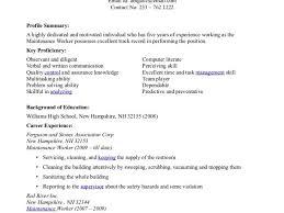 Sample Resume Factory Worker Ajrhinestonejewelry Com