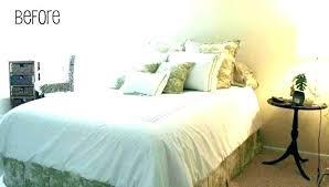 Art Van Headboards Full Size Headboard Above Wall Bed Pink Over Low ...