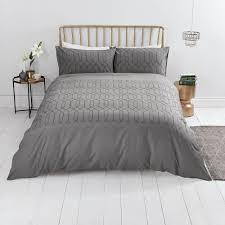 sainsbury s home renna boutique duvet cover set double 5057468136890