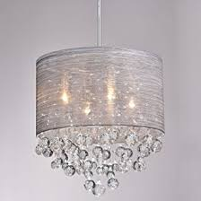 modern crystal pendant lighting. CLAXY Ecopower Lighting Metal \u0026 Crystal Pendant Modern Chandelier For Kitchen A