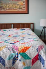 Fresh Quilt (from Simply Retro) | And She Sews & It's the Fresh Quilt from Simply Retro with Camille Roskelley: Fresh Quilts  from Classic Blocks . Adamdwight.com