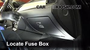 turbo fuse interior check