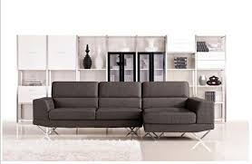 cheap contemporary furniture with black sofa and white carpet and floor and books