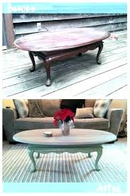 diy painted coffee table refinishing coffee table ideas painted