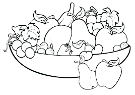 Cute Summer Fruit Coloring Page Yahoo Image Search Results Pages