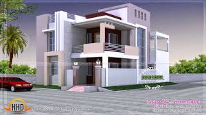 Small Picture House Design Indian Style Plan And Elevation YouTube