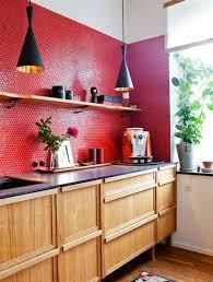 Beau Cuisine Bois Et Rouge 14 Chambre Jungle Fly Chaios Redz