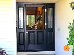 front door with glass panels front door glass panels sides