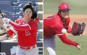 Shohei Ohtani puts on show in dual role ...