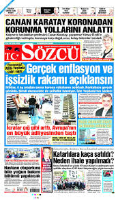 Sözcü Gazetesi - 29 Kasım 2020 Pazar - Medyafaresi.com Mobil