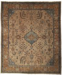 antique turkish oushak  x  rug