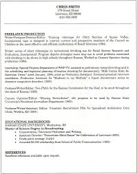 Media Broadcasting Resume College Essay Help From BFI 2424 The Seattle Public Library Tv 13