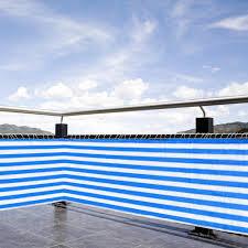 Balcony Fence 236x29 balcony wind sun shield shade privacy fence screen mesh 5077 by xevi.us