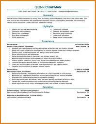 Best 25+ Police officer resume ideas on Pinterest Police officer - fire  captain resume ...