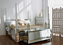 image great mirrored bedroom furniture. Image Of: Glass Mirror Bedroom Furniture Great Mirrored
